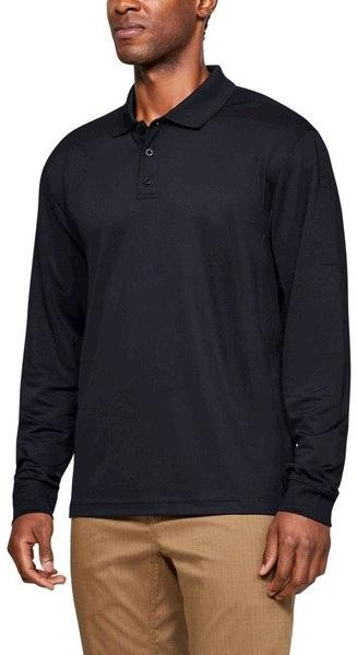 Polo shirt Under Armour UA TAC PERFORMANCE POLO LS