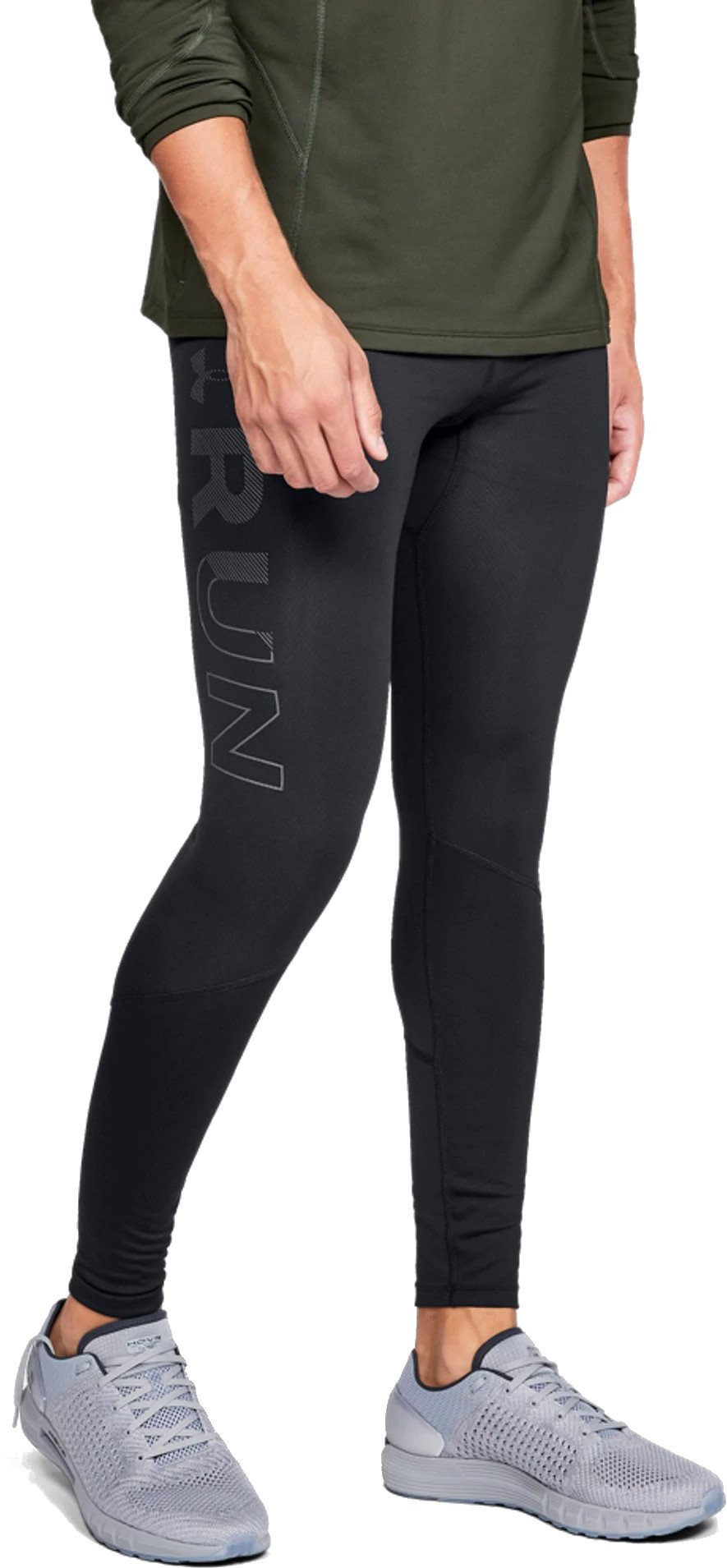 Pants Under Armour Reactor Run Graphic Tight