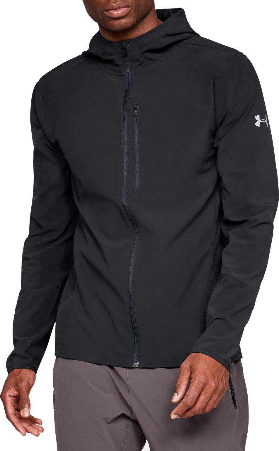 Hooded jacket Under Armour OUTRUN THE STORM JACKET v2