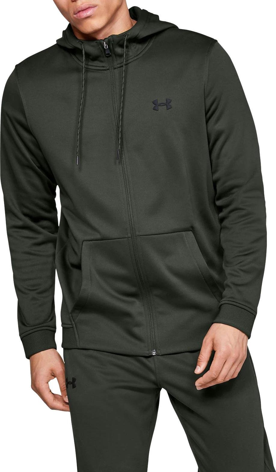 Hooded sweatshirt Under Armour ARMOUR FLEECE FZ HOODIE