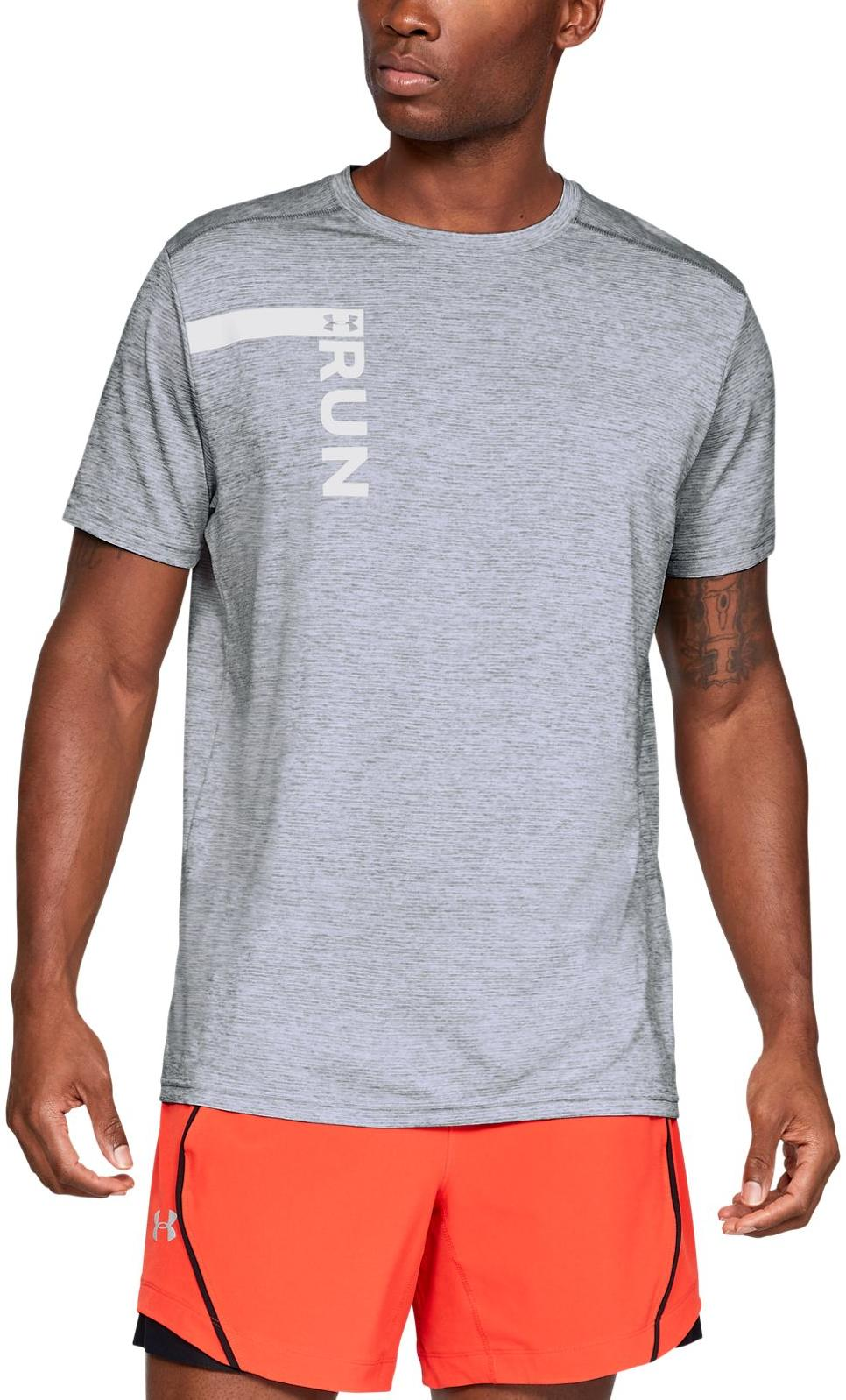 T-shirt Under Armour UA RUN TALL GRAPHIC SS