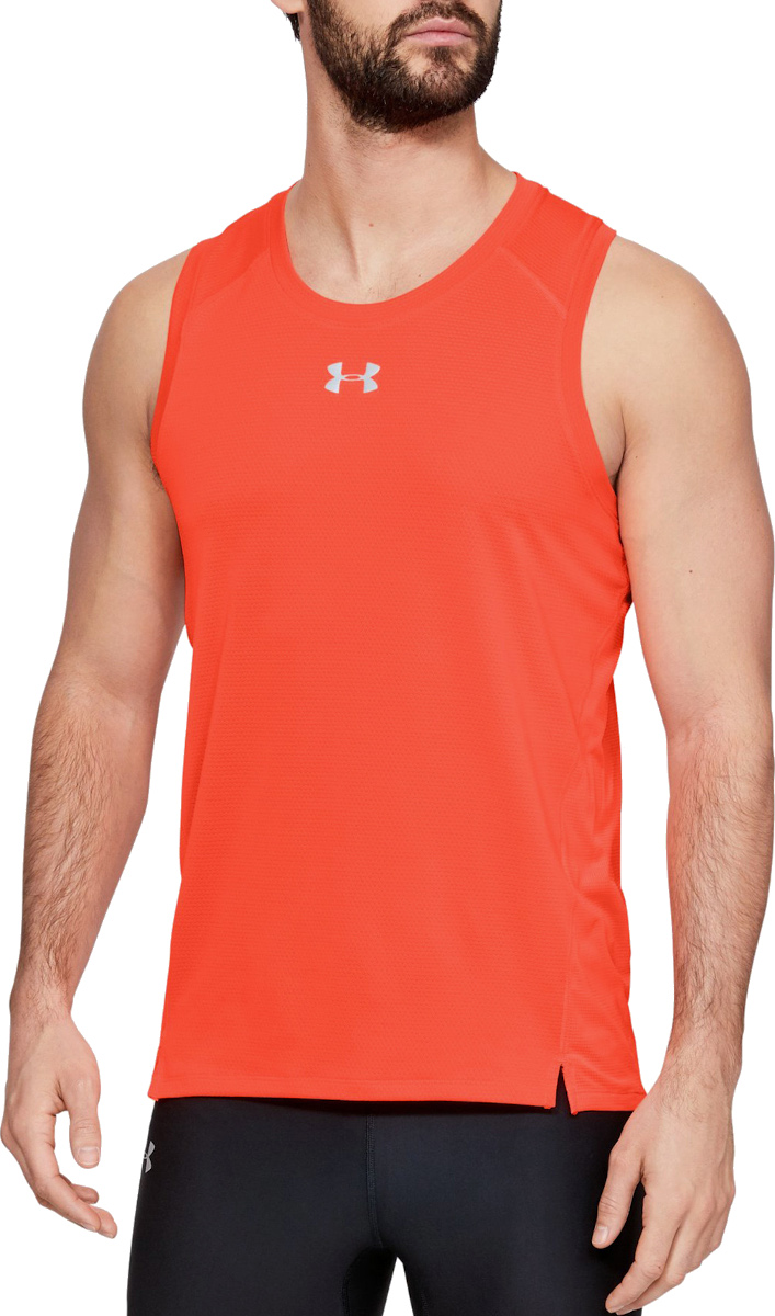 Tank top Under Armour UA QUALIFIER SINGLET