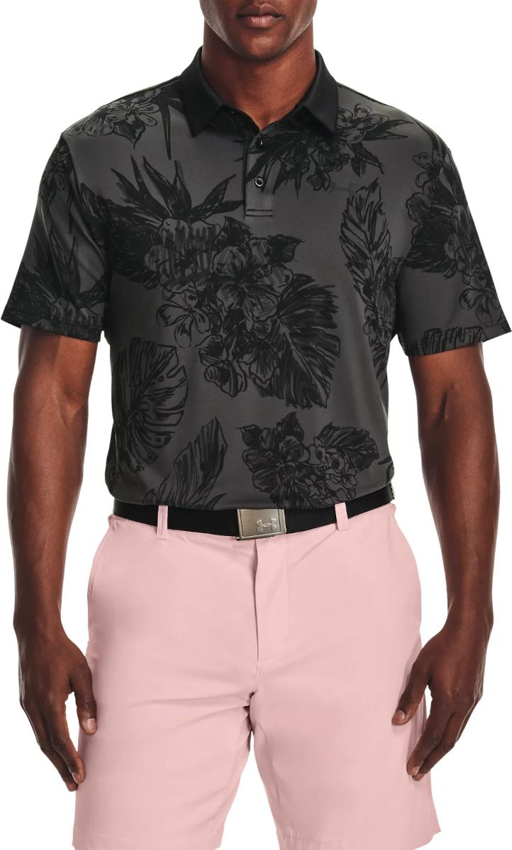 Polo shirt Under Armour UA Playoff Polo 2.0-BLK