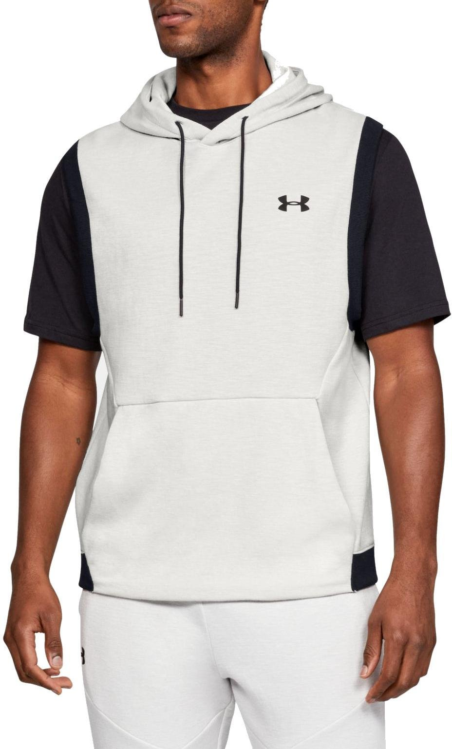 Hooded sweatshirt Under Armour UNSTOPPABLE 2X KNIT SL HOODIE