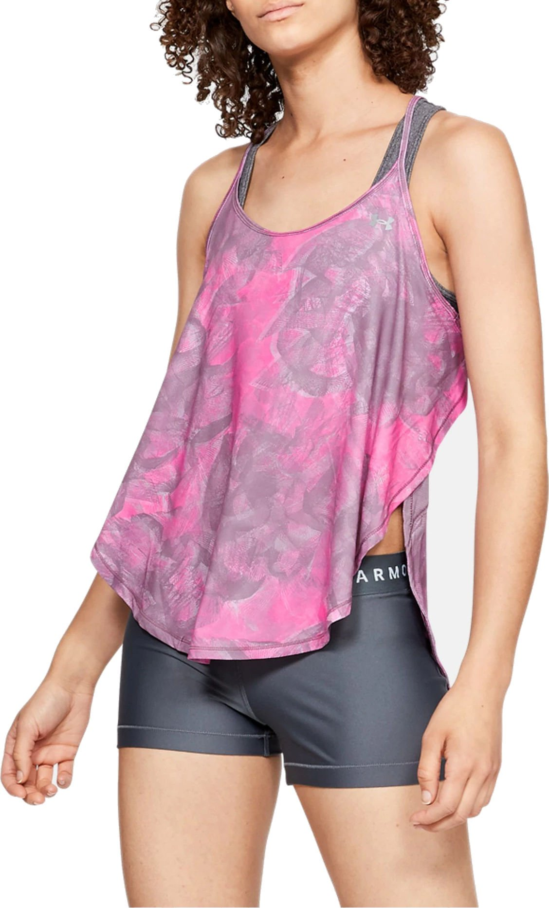 Tank top Under Armour Armour Sport Tank - Flo Ink Print