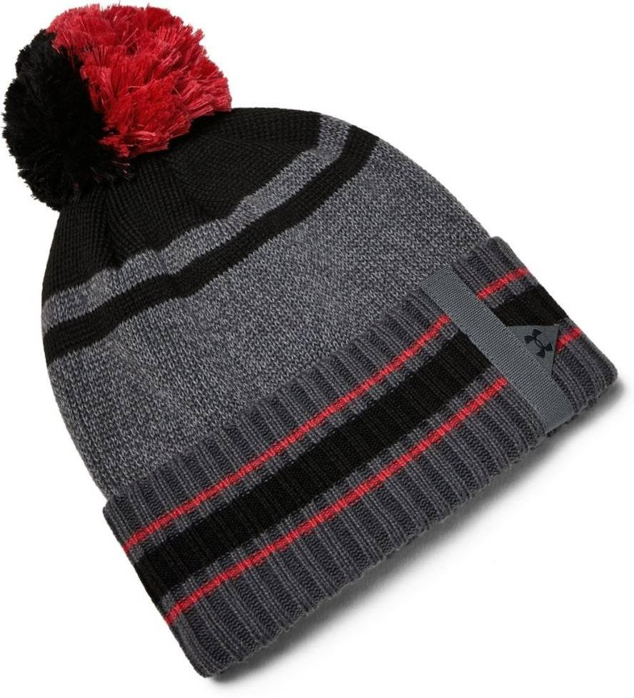 Hat Under Armour Men s Pom Beanie