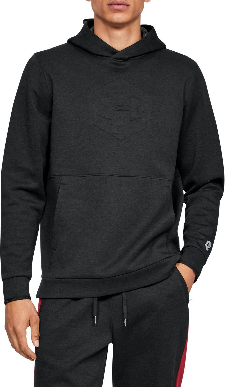 Hooded sweatshirt Under Armour Athlete Recovery Fleece Graphic Hoodie
