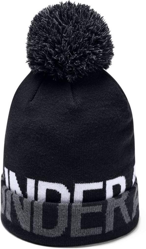 Hat Under Armour Graphic Pom Beanie