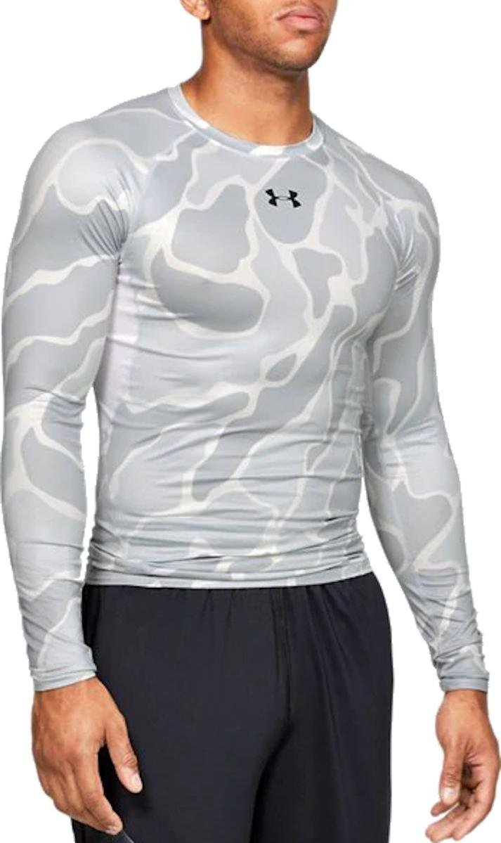 Compression T-shirt Under Armour UA HG ARMOUR LS NOV