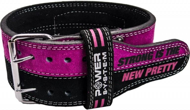 Belt Power System POWER SYSTEM-BELT STRONG FEMME-PINK