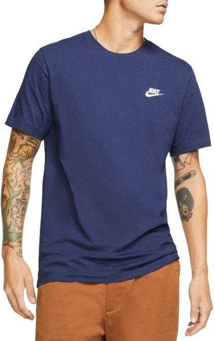 T-shirt Nike M NSW CLUB TEE